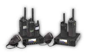 MOTOTRBO i Series Digital Two Way Radios