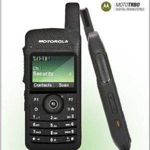 NEW! MOTOTRBO™ SL Series Digital Two-Way Portable Radio