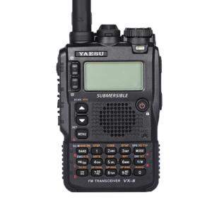 Handheld radios (tri band) - VX 8DR